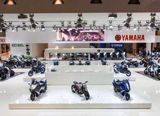 Panoramica degli stand di Eicma 2012 - Foto 22 di 25