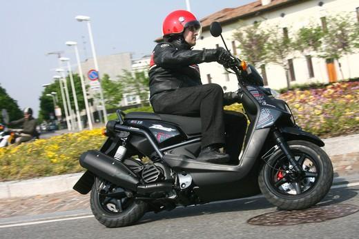 Yamaha BW's 125 – Test ride