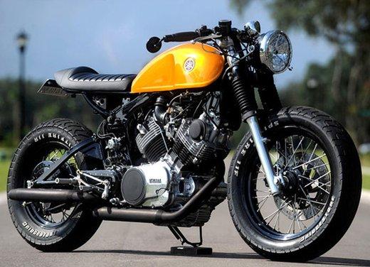 Yamaha XV 750 Café Racer - Foto 3 di 15