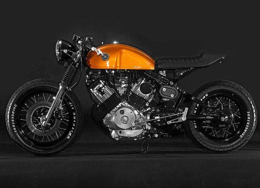 Yamaha XV 750 Café Racer - Foto 14 di 15
