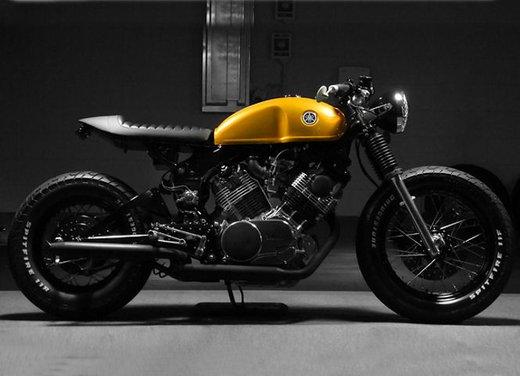 Yamaha XV 750 Café Racer - Foto 8 di 15