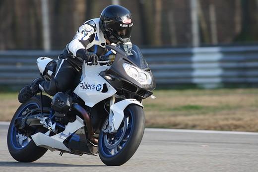 Alex Zanardi in moto - Foto  di