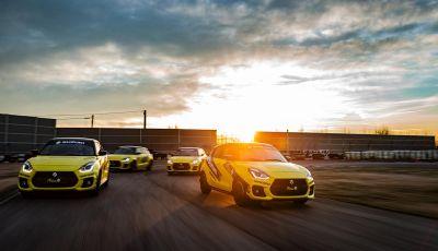 Suzuki Swift Sport: versione ad hoc per l'ACI Rally Italia Talent