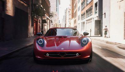 Alfa Romeo Nivola 2019: il ritorno della 33 Stradale secondo Ugur Sahin