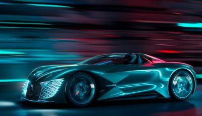 DS X E-TENSE: il sogno di DS Automobiles