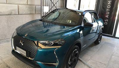 DS 3 Crossback 2019, il SUV di lusso urbano anche elettrico
