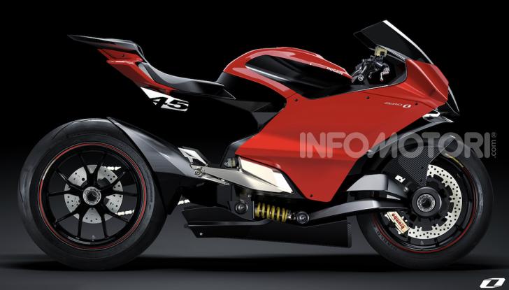 Ducati Zero: la moto elettrica arriva da Borgo Panigale - Foto 20 di 23