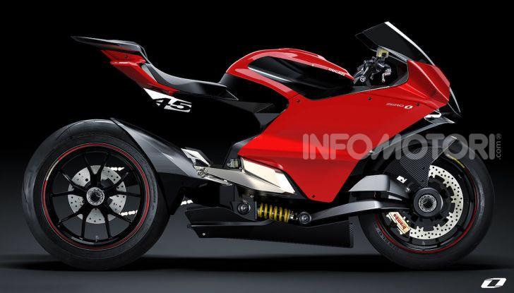 Ducati Zero: la moto elettrica arriva da Borgo Panigale - Foto 15 di 23