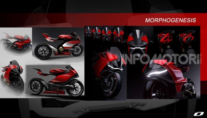Ducati Zero: la moto elettrica arriva da Borgo Panigale - Foto 18 di 23