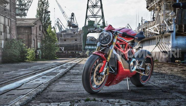 Ducati Zero: la moto elettrica arriva da Borgo Panigale - Foto 1 di 23
