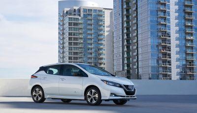 Nissan Leaf 3.Zero, nuova versione da 42.080€
