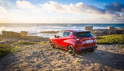 Nuova Nissan Micra 2019: cambio automatico X-Tronic e più sportività