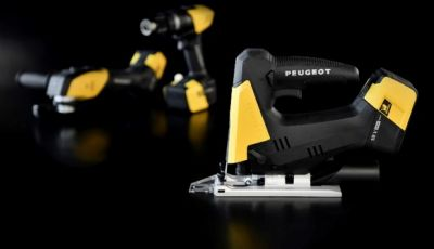 Peugeot rinnova la linea di utensili elettrici portatili