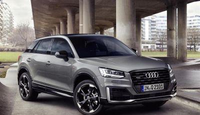 Audi Q2, Q5, Q7 e Q8, tante novità per il 2019