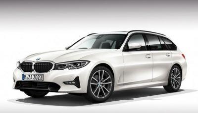 BMW Serie 3 Touring 2019: nuovo corso per la wagon tedesca