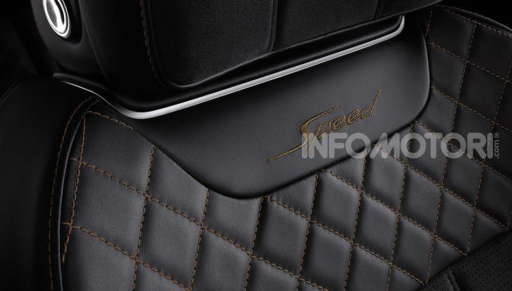 Bentley Bentayga Speed: il SUV più veloce al mondo - Foto 20 di 25