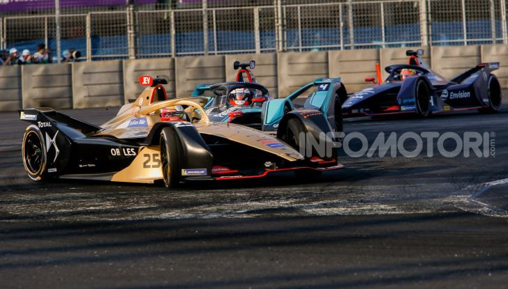 Gara complicata per DS Techeetah in Messico - Foto 1 di 4