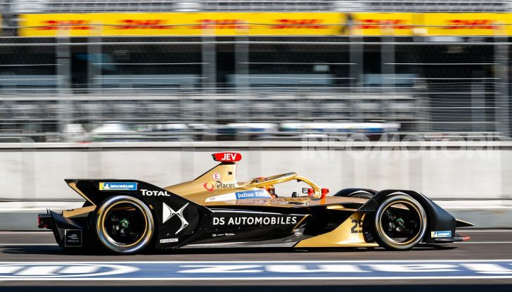 Gara complicata per DS Techeetah in Messico - Foto 2 di 4