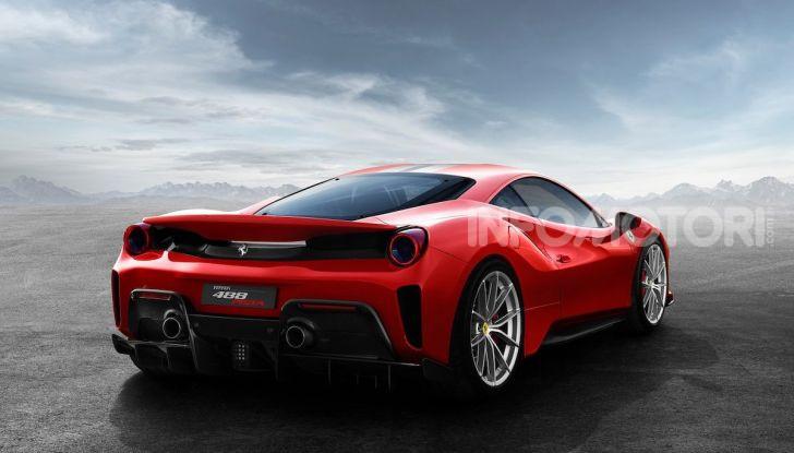 VIDEO: Ferrari 488 Pista contro Porsche GT3 RS e McLaren 600LT - Foto 6 di 13