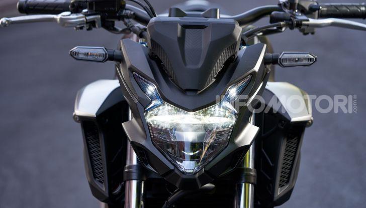 Prova Honda CBR500R e CB500F 2019: caratteristiche, opinioni e prezzi - Foto 20 di 123
