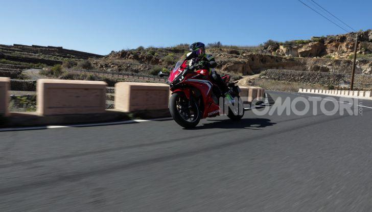 Prova Honda CBR500R e CB500F 2019: caratteristiche, opinioni e prezzi - Foto 105 di 123