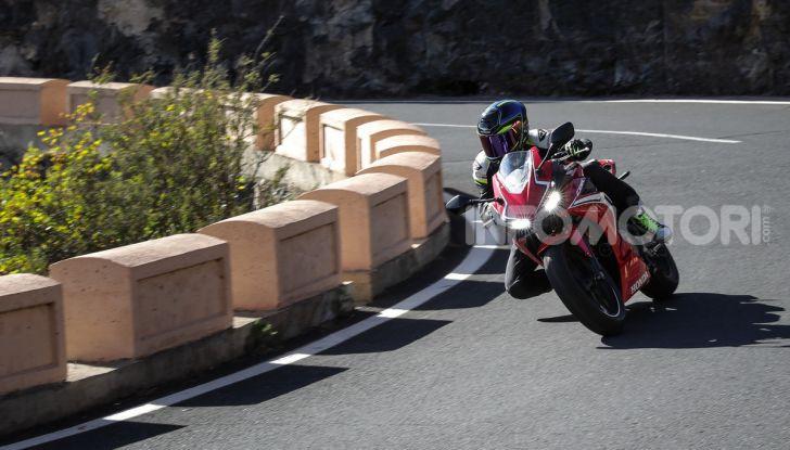 Prova Honda CBR500R e CB500F 2019: caratteristiche, opinioni e prezzi - Foto 113 di 123