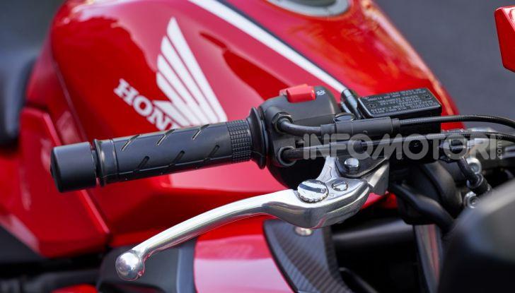 Prova Honda CBR500R e CB500F 2019: caratteristiche, opinioni e prezzi - Foto 62 di 123
