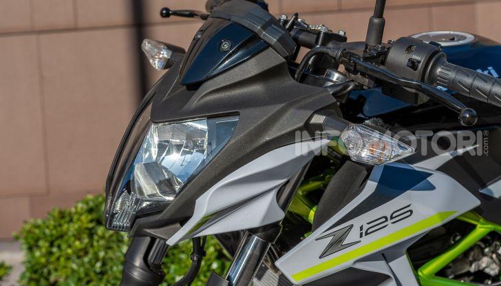 Kawasaki Z125 MY 2019: caratteristiche, opinioni e prezzo - Foto 21 di 43