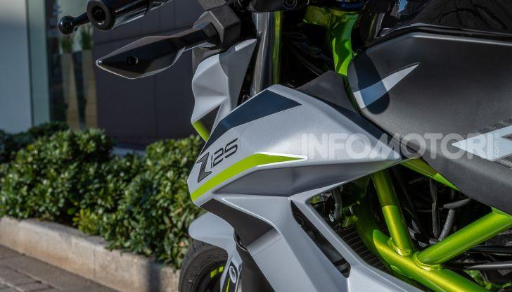 Kawasaki Z125 MY 2019: caratteristiche, opinioni e prezzo - Foto 24 di 43