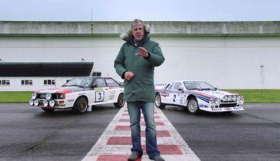 Audi Quattro VS Lancia 037: Italia-Germania raccontata da Jeremy Clarckson