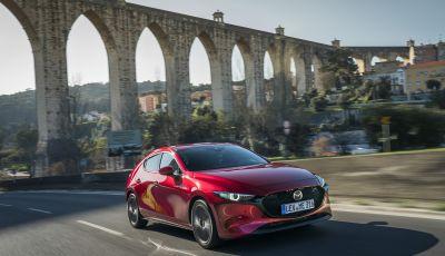 [VIDEO] Nuova Mazda3 2019: prova su strada della berlina giapponese