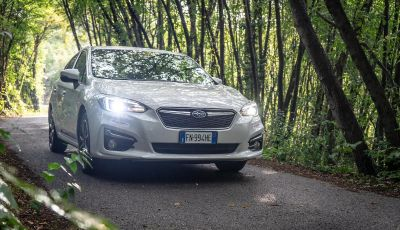 Prova nuova Subaru Impreza: caratteristiche, dotazioni e prezzi