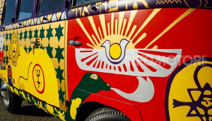 Volkswagen Bulli Light, replica dell'icona di Woodstock - Foto 20 di 20