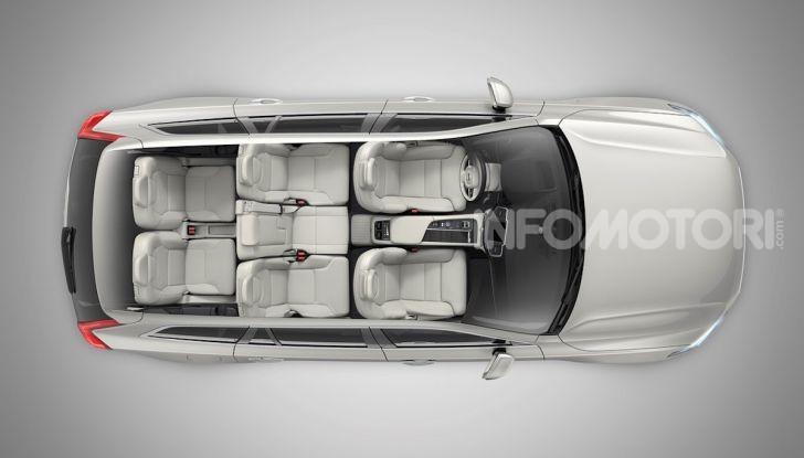 Volvo XC90: il SUV svedese è tutto nuovo - Foto 27 di 30