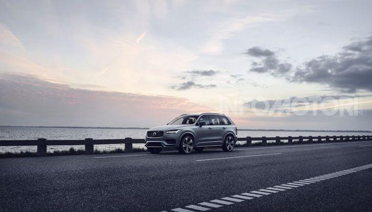 Volvo XC90: il SUV svedese è tutto nuovo - Foto 30 di 30