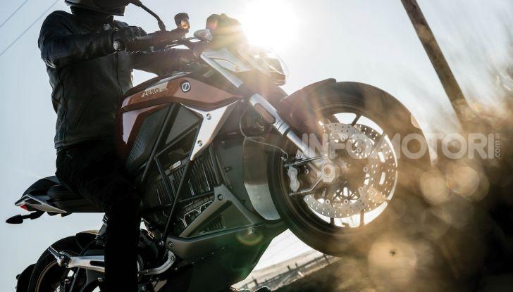 Cash for Carbon: il programma di risparmio pensato da Zero Motorcycles - Foto 11 di 20