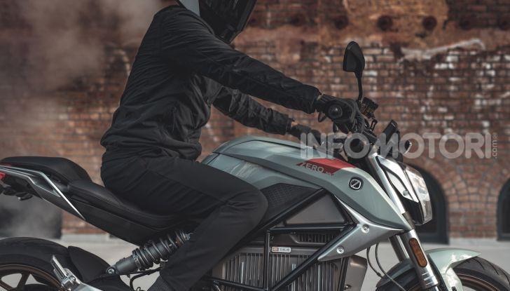 Cash for Carbon: il programma di risparmio pensato da Zero Motorcycles - Foto 14 di 20