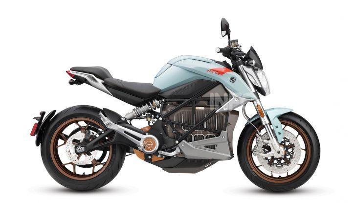 Cash for Carbon: il programma di risparmio pensato da Zero Motorcycles - Foto 17 di 20