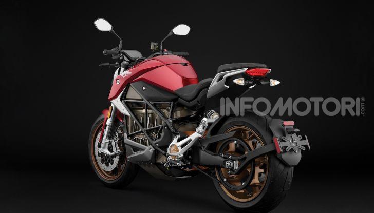 Cash for Carbon: il programma di risparmio pensato da Zero Motorcycles - Foto 18 di 20