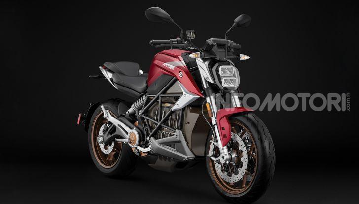 Cash for Carbon: il programma di risparmio pensato da Zero Motorcycles - Foto 19 di 20