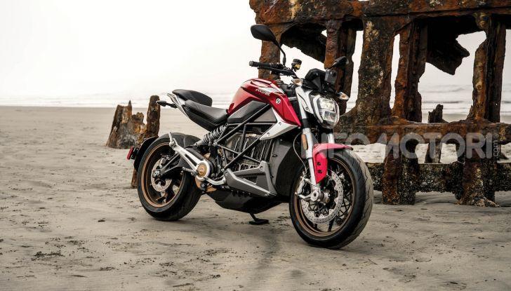 Cash for Carbon: il programma di risparmio pensato da Zero Motorcycles - Foto 9 di 20