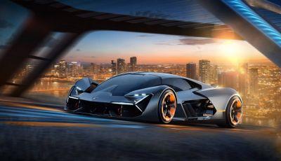La prima Lamborghini ibrida ha un motore V12