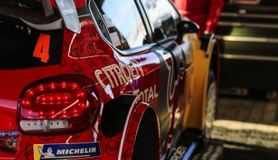 WRC Messico 2019: la Citroën C3 WRC punta in alto