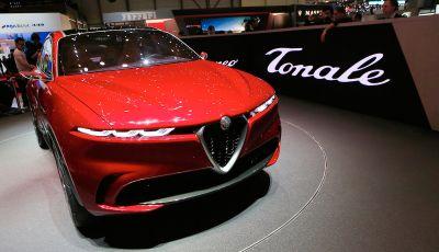 Alfa Romeo Tonale vince già i premi: è 'Readers Choice' di Auto Express