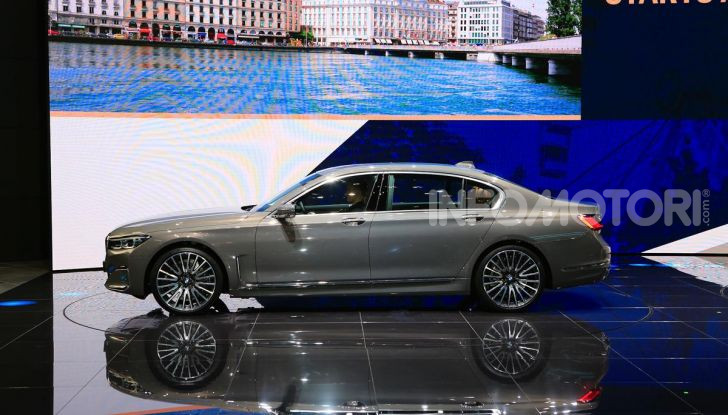 Nuova BMW Serie 7 2019: un restyling imperioso per l'ammiraglia tedesca - Foto 43 di 43