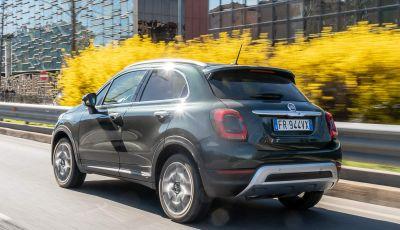 [VIDEO] Prova Fiat 500X 1.3 T4 FireFly DCT 2019: Più prestazioni, meno consumi