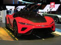 CH-Auto Kangaroo, il SUV elettrico dei Giugiaro per la Cina