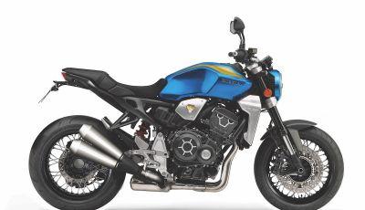 Honda CB1000R Tribute in palio a Roma Motodays 2019