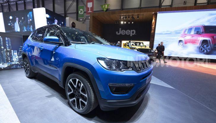 Jeep Renegade MY 2020: sempre connessa col pacchetto Uconnect Box - Foto 12 di 12