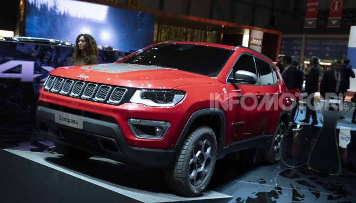 Jeep Renegade e Compass: noleggio facile grazie a Amazon - Foto 8 di 12